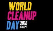 World Clean Up 2018! Il 15 settembe partecipa alla pulizia del Mondo