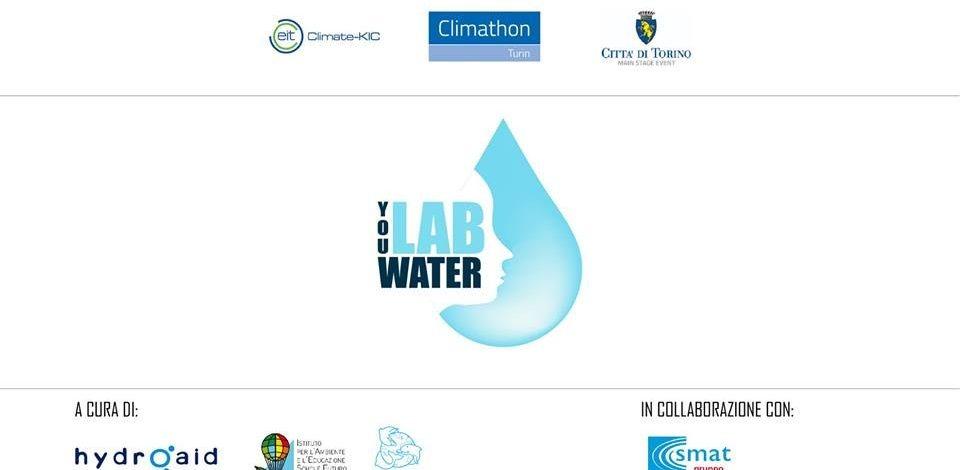 Con YouLabWater il Climathon Young si tinge di blu, educando al risparmio idrico e al cambiamento climatico