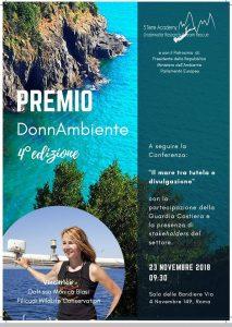 premio #DonnAmbiente