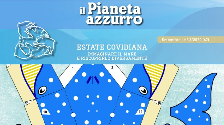 """Estate """"covidiana"""", immaginare il mare e riscoprirlo diversamente, settembre – n°3/2020 (67)"""