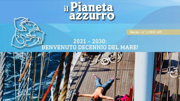 2021-2030 Benvenuto Decennio del Mare!, marzo – n°1/2021 (69)