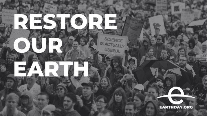 Giornata Mondiale della Terra 2021 – #RestoreOurEarth