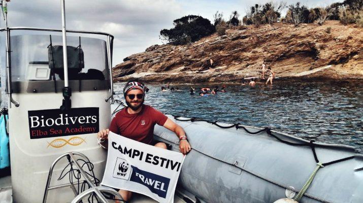 WWF Travel e Pianeta Azzurro, le prime avventure